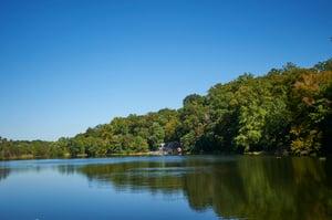 Westtown School Lake
